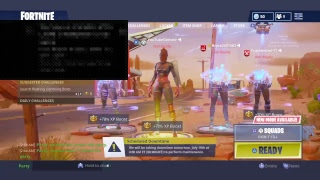 Fortnite LiveStream Free vBuck Giveaway At 2.5k Subs (Builder Pro) (Season 5)