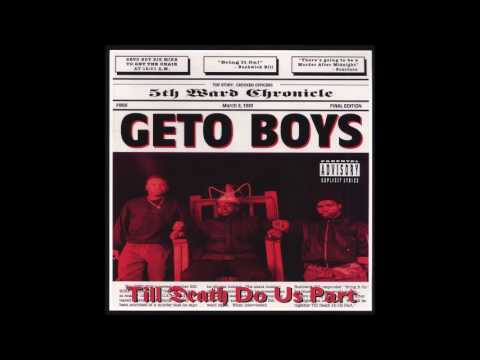 Geto Boys - Till Death Do Us Part 1993 Full Album