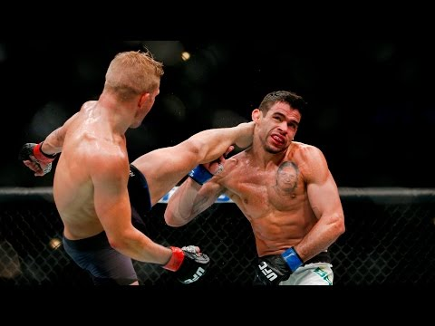 UFC on FOX 16: TJ Dillashaw vs Renan Barao 2 (Full fight review shot by shot, photo by photo!)