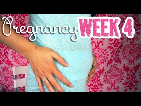 We're EXPECTING! 4 Weeks Pregnant Update Vlog -Belly Shot ... | 480 x 360 jpeg 35kB