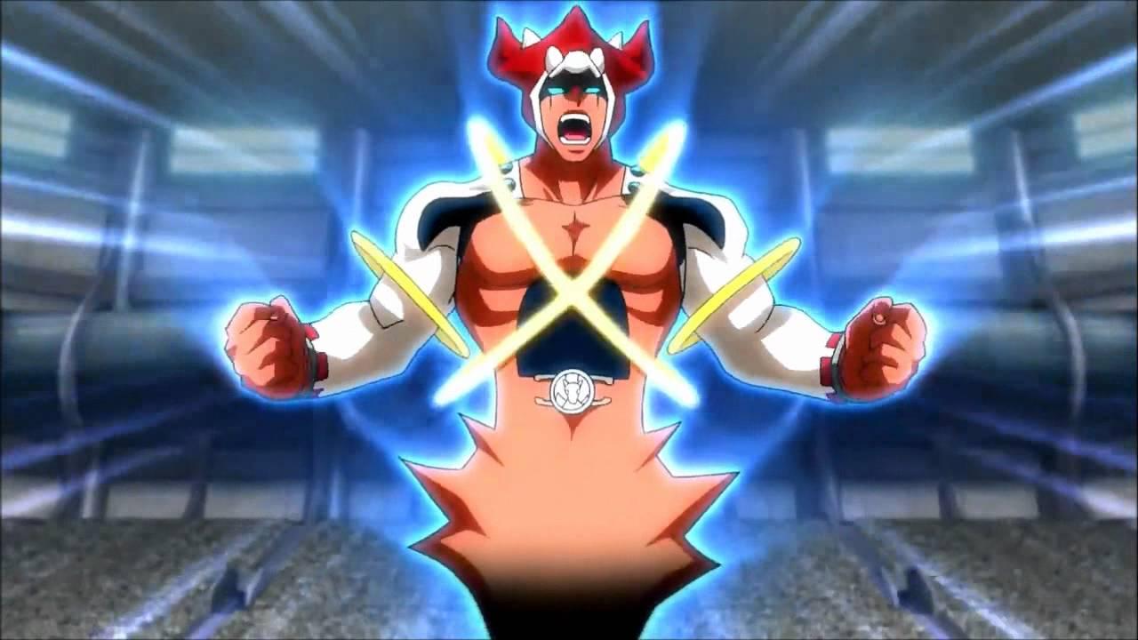inazuma eleven go - majin pegasus vs kyoshin gigantes