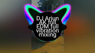 👉Sada Dil bhi tu sadi jaan bhi tu 👌👉 full EDM  vibration mix👊 DJ Arjun mavi dharipur 💪