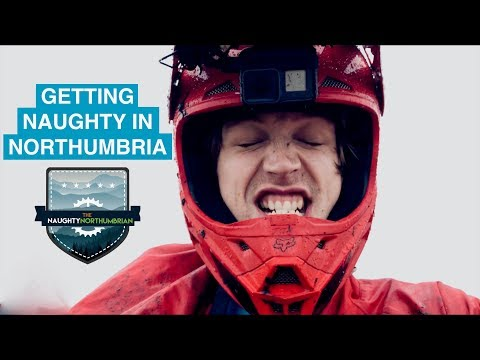 #19 Race Vlog - Getting Naughty In Northumbria..... and dislocating my thumb