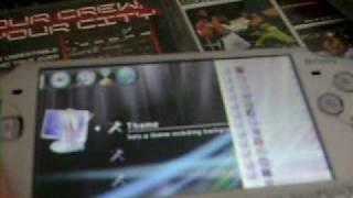 PSP CXMB themes w/ links + free PSP games w/links
