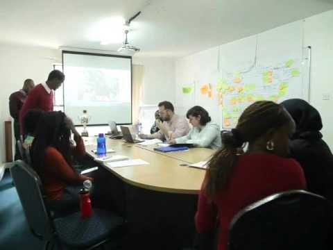 20160421 IOM SOMALIA'S QUARTERLY M&E AND COMMUNICATIONS AWARDS (2016 Q1)