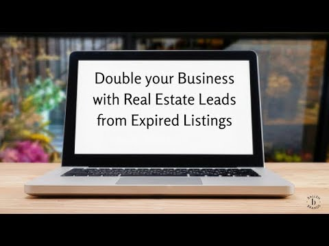 $400,000 in closed commissions from Expired and For Sale By Owner Real Estate Leads | Prospecting