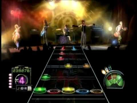 Guitar Hero: Aerosmith - Cheap Trick - Dream Police (Expert Guitar Sightread FC)
