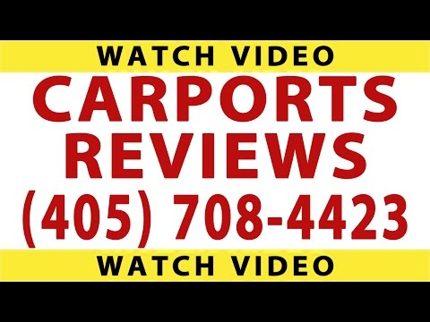 Carports Oklahoma City Reviews - Outstanding Metal Carports 5 Star Review by SC