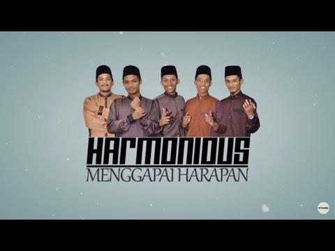 HARMONIOUS - Menggapai Harapan (Official Lyric Video)