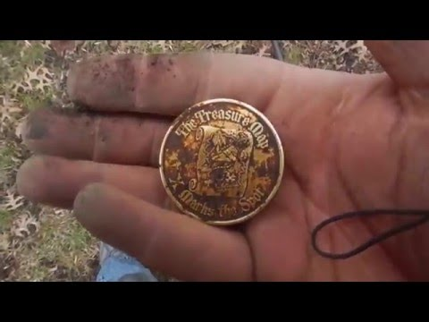 Silver, coins, and more! Metal detecting Indiana