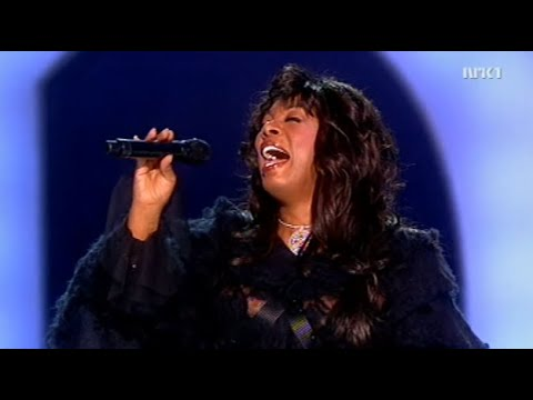 Donna Summer - Last Dance (Nobel Peace Prize Concert '09) HD