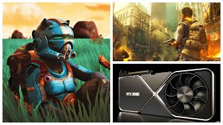 ИГРОНОВОСТИ No Man's Sky 2. Загадочная Project Athia. RTX 3090. The Division 2 The Summit. Oculus