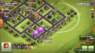 Th7 Hog Rider attack strategy