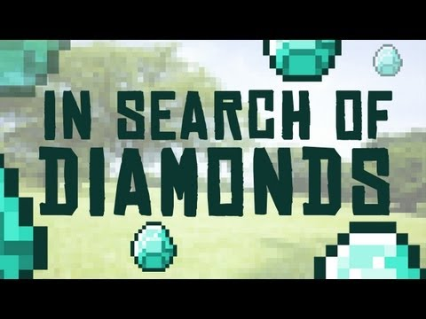 In Search of Diamonds (Minecraft / Music Video)