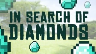 In Search of Diamonds (Minecraft / Music Video)(iTunes: http://goo.gl/OiyTc | ♪ Amazon: http://goo.gl/Cvr4W Eric released a new album!