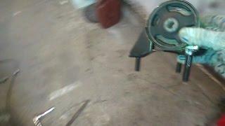 видео Замена подушек двигателя