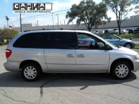 2001 Chrysler Town & Country - Kokomo IN
