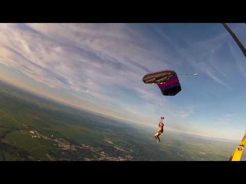 3way skydive @ Mid America Sport Parachute Club