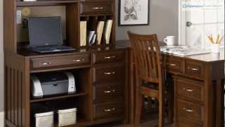 Hampton Bay Cherry Home Office Collection From Liberty Furniture