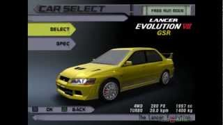 Tokyo Xtreme Racer 3 - Gameplay PS2 HD 720P