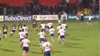 Irish Rugby TV: Ulster Bank League: Dolphin v Cork Con - First Half