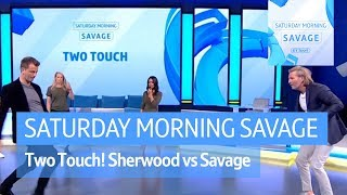 Watch Saturday Morning Savage live at 11.30am on BT Sport 1 HD ever...