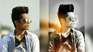 Stylish Pic ediing in picsart | Hard light | picsart editing tutorial | Taukeer Editz