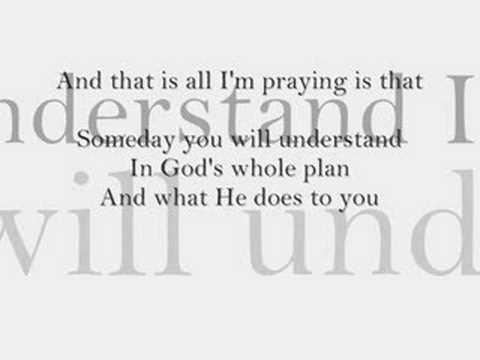 Britney Spears -Someday(I Will Understand) lyrics