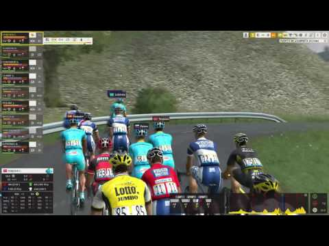 Pro Cycling Manager 2016 - Episode #080 - Broken Arm  
