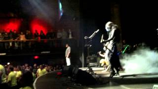 Limp Bizkit - Take a Look Around (clip) - Paramount - Huntington NY