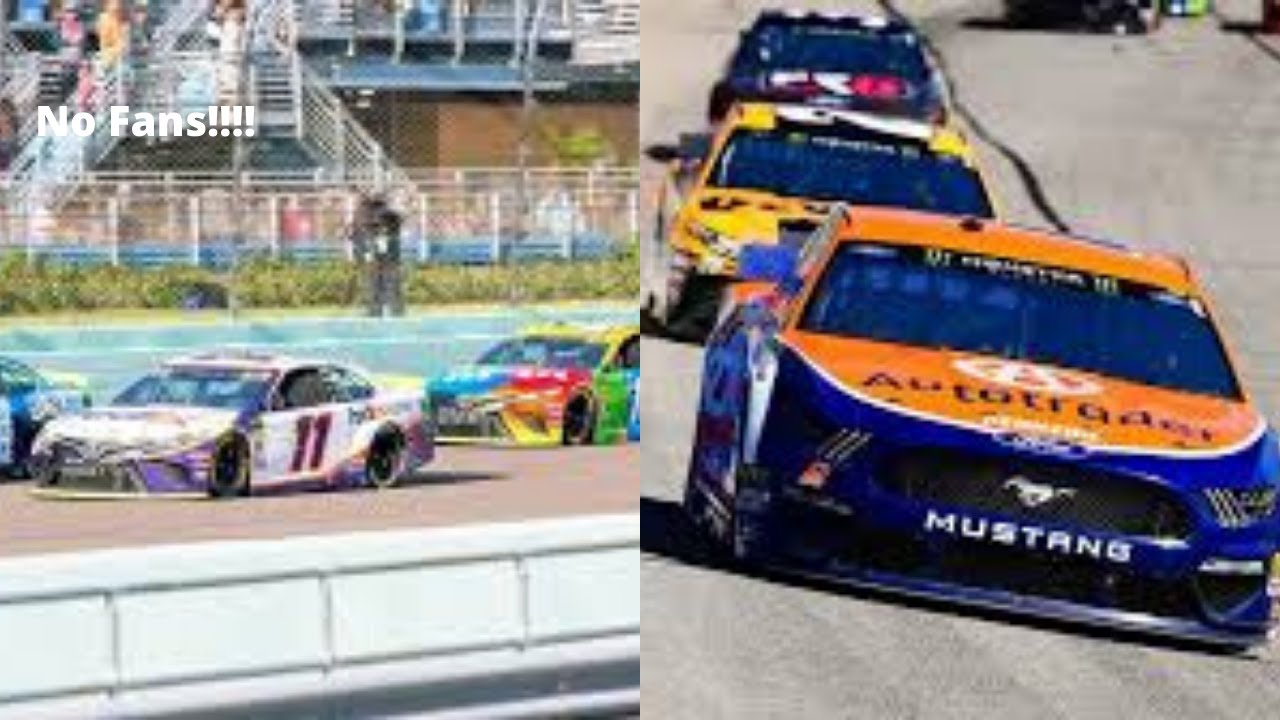 NASCAR to run Atlanta, Homestead-Miami races without fans in ...