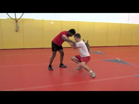 Chris Prickett Technique Session: Underhook Defense - Inside Tie To Countershot
