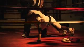 Клип про начинающего боксера