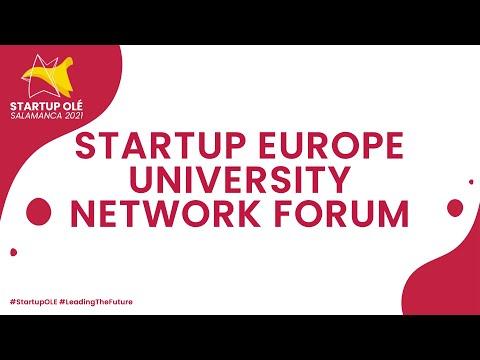 Startup Europe University