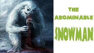 The Abominable Snowman | The Horror of Radio S1E5