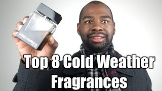 Top 8 Cold Weather Fragrances
