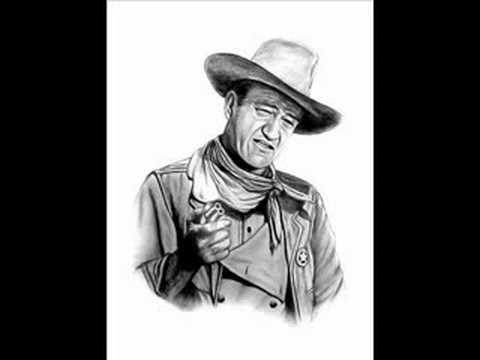 America Why I Love Her JOHN WAYNE Duke