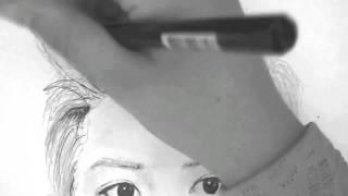 K-Pop Speed Drawing | EXO