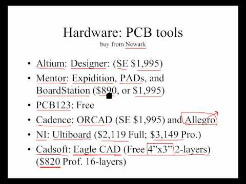 PIC16 Microcontrollers, Unit 12, Ch. 4; Hardware Tools