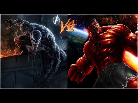 Red Hulk Vs