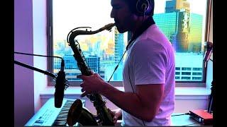 Dua Lipa - Break My Heart | Piano/Sax Cover | Sam Reed