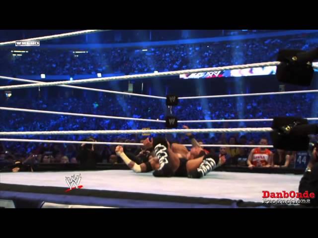 Wrestlemania 31 Theme Song Danb0nde Version