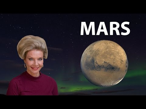 Planets:  Mars, Courage and Energy