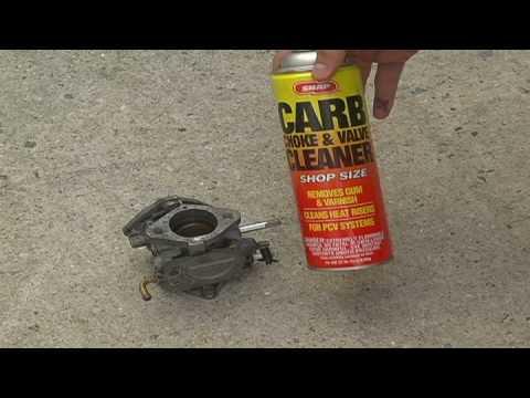 Car Maintenance : How to Clean a Car's Carburetor