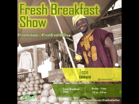 BREAKFAST SHOW/FRESH SPORT (Live Stream)