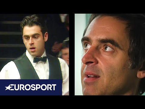 Ronnie O'Sullivan on His Fastest 147 | Snooker | Eurosport