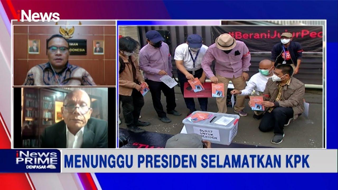 57 Pegawai KPK Diberhentikan, Ombudsman Sudah Berikan Rekomendasi Kepada Presiden #iNewsPrime 16/09
