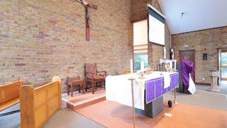 11:30am Mass: Second Sunday of Lent