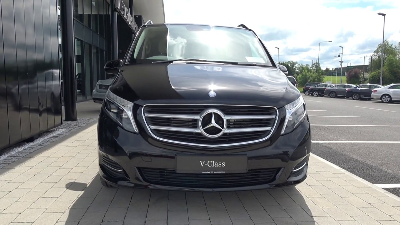 Cmg mercedes benz sligo brand new 2017 mercedes benz 7 for Mercedes benz seven seater