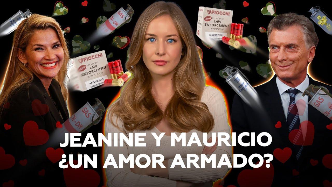 Acusan a Macri de traficar armas a Bolivia para acallar las protestas contra Jeanine Áñez
